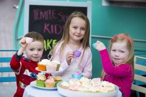 Temple Street Kids Bake Sale