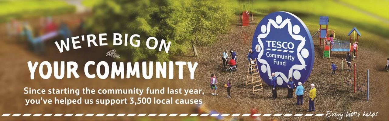 Slide image for We're Big On Community