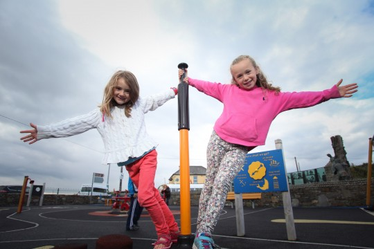 Community Fund: Community Playgrounds, Co. Clare