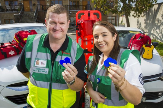 Community Fund: Finglas First Responders, North Dublin