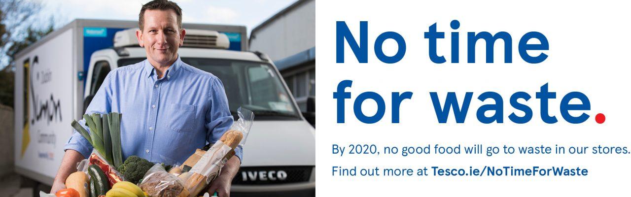 Slide image for No Time For Waste Dublin Simon