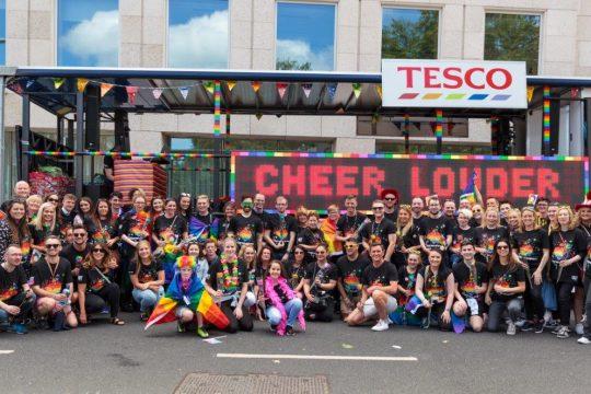 Register for Dublin Pride 2018!